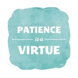 LTieu_PatienceIsAVirtue