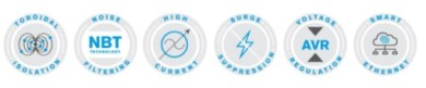 Torus AVR Technology Icons