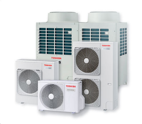 Homepage - Toshiba Air Conditioning
