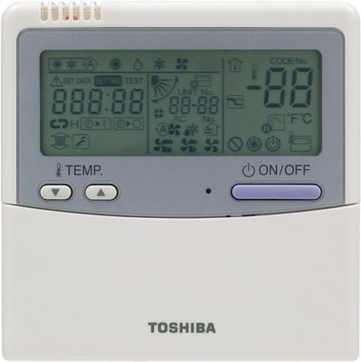 Standard Wired Controllers Products - Toshiba Air Conditioning