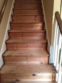 How to Remove Carpet from Stairs and Paint Them