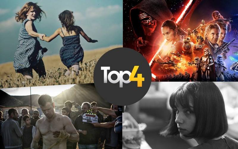 TOP 4 týdne - Star Wars, Super Bowl trailery, Polednice a Česko na Berlinale
