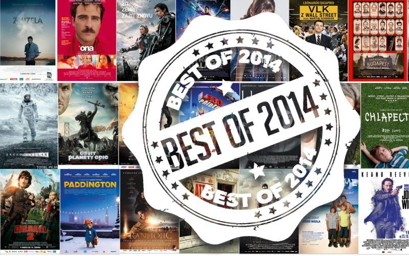 Nejlepší filmy roku 2014 podle Total filmu (TOP 25)