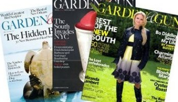 Garden Gun Magazine 1 Year Subscription 450 TotallyTargetcom