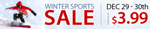 winter sports sale