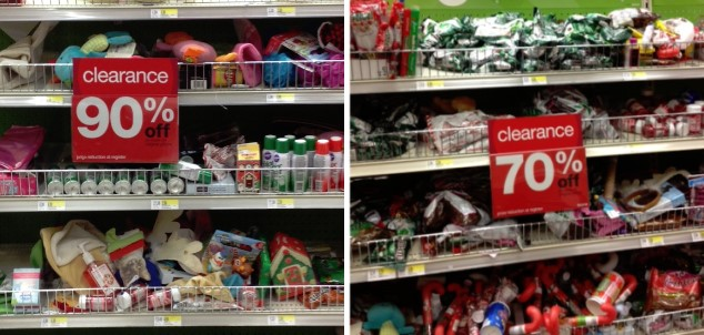 Target After-Christmas Clearance – Up To 90% Off | TotallyTarget.com