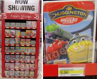 Chuggington Ride The Rails DVD Just $2 At Target | TotallyTarget.com