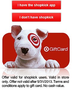 Roll Your Target Gift Cards Into One | TotallyTarget.com