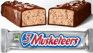 New B2G1 FREE 3 Musketeers Candy Bars Coupon | TotallyTarget.com
