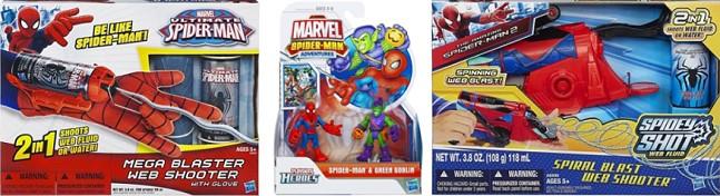 spider-man-toys