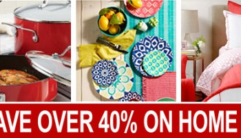Target Com Save Up To 40 Off With The Home Sale Thru 4