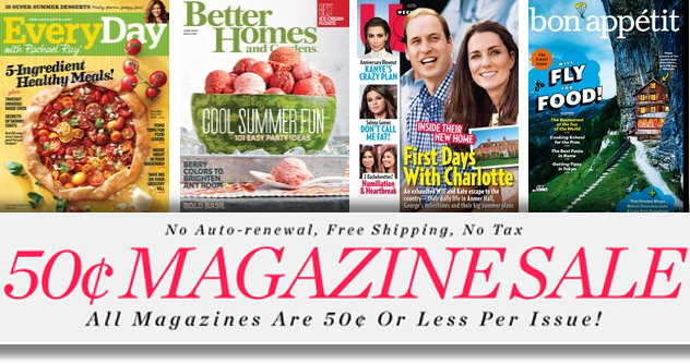 weekend-magazine-sale-deal