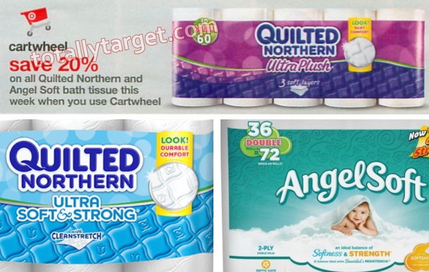 Great Target Deals On Quilted Northern & Angel Soft Bath Tissue ... : quilted northern target - Adamdwight.com