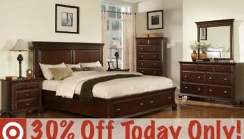 Target Com 30 Off Select Bedroom Furniture