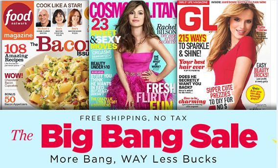 discount magazine
