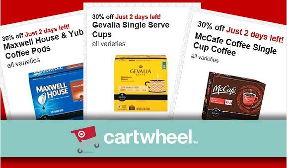 k-cup cartwheel