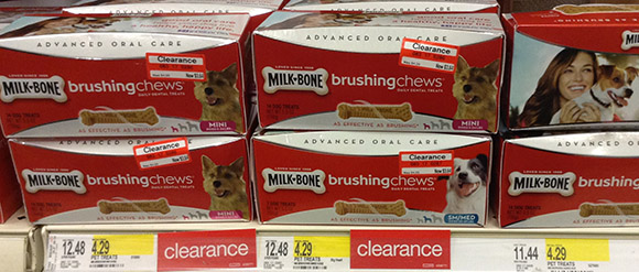 milkbone-brushing