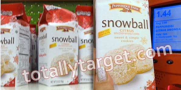 pepperidge farm snowball