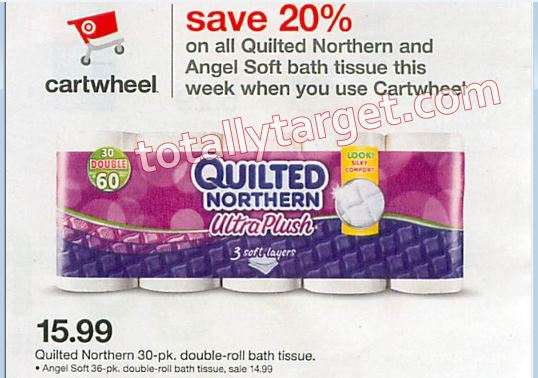 Nice Target Deals On Quilted Northern & Angel Soft Bath Tissue ... : quilted northern target - Adamdwight.com