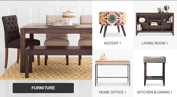 Target Up To 30 Off Home Furniture Get An Extra 10 Off With Code Online Only Thru 3 19