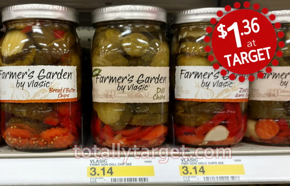 High value stack on vlasic farmer s garden pickles for Vlasic farmer s garden pickles