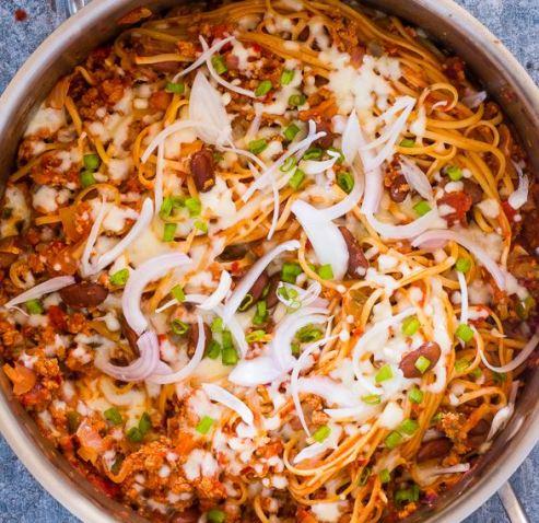 chili-pasta