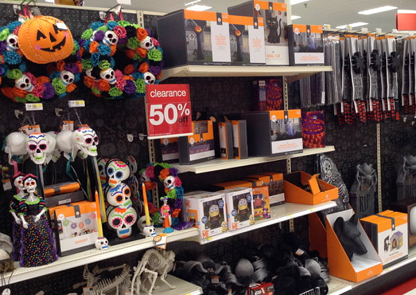 Target Halloween Clearance Begins! Up To 50% Off | TotallyTarget.com