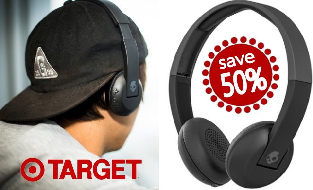 big savings on skullcandy wireless headphones at target. Black Bedroom Furniture Sets. Home Design Ideas