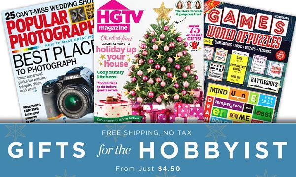 hobby-magazine-sale