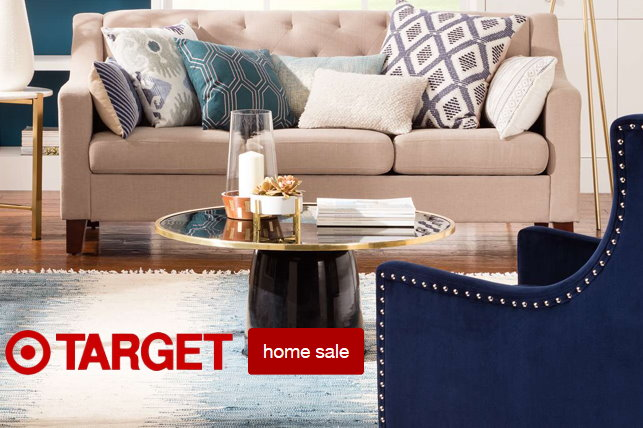 Target Home Sale Save Up To 30 On Bedding Furniture More Extra 10 Off Code Online Only