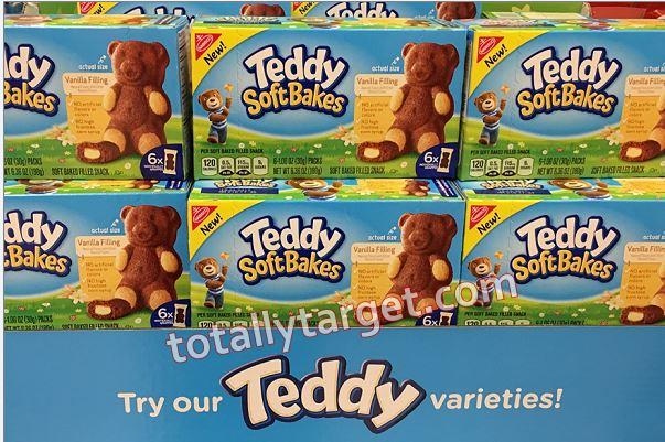 teddy softbakes