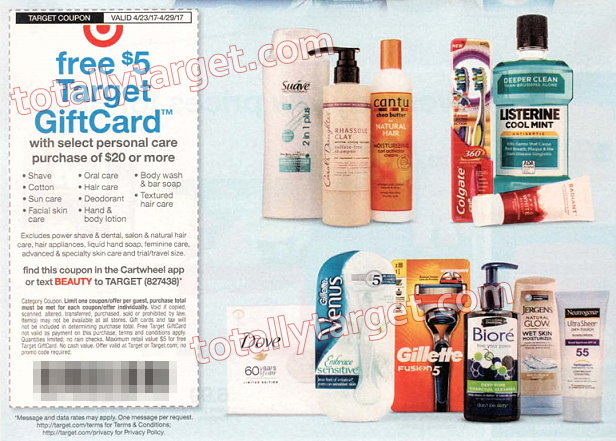 personal-care-target-deal