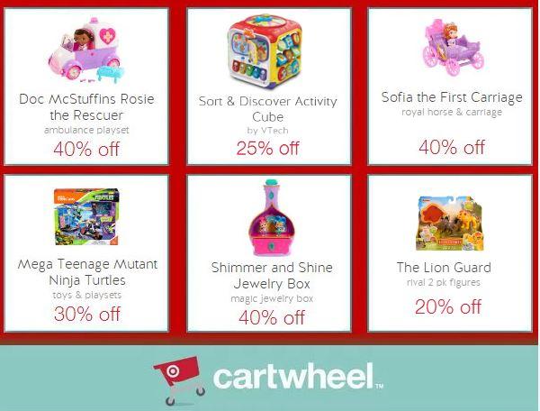 toys cartwheel