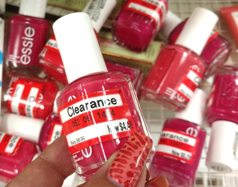 New 20% Off Essie Nail Polish Target Cartwheel Offer Plus ...