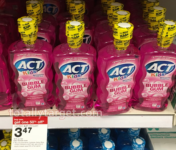 act-mouthwash