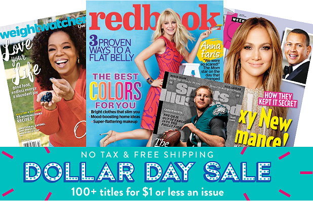 magazine-sale