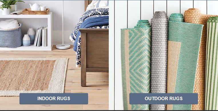 30% Off Indoor U0026 Outdoor Rugs Online Today Only