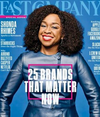 fast company mag