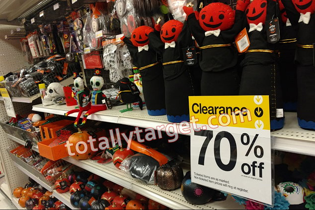 Target Halloween Clearance Now Up To 70% Off | TotallyTarget.com