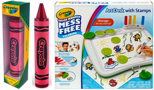 crayola giant red crayon online at targetcom for 25 off at free shipping or use the 25 off crayola giant red crayon u0026 pay
