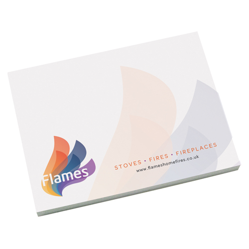 A7 Sticky Notes Printed Post-It Notes Personalised Sticky Notes