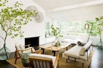 Interior view of Windsor Court. A Portland, OR residence remodeled by Jessica Helgerson
