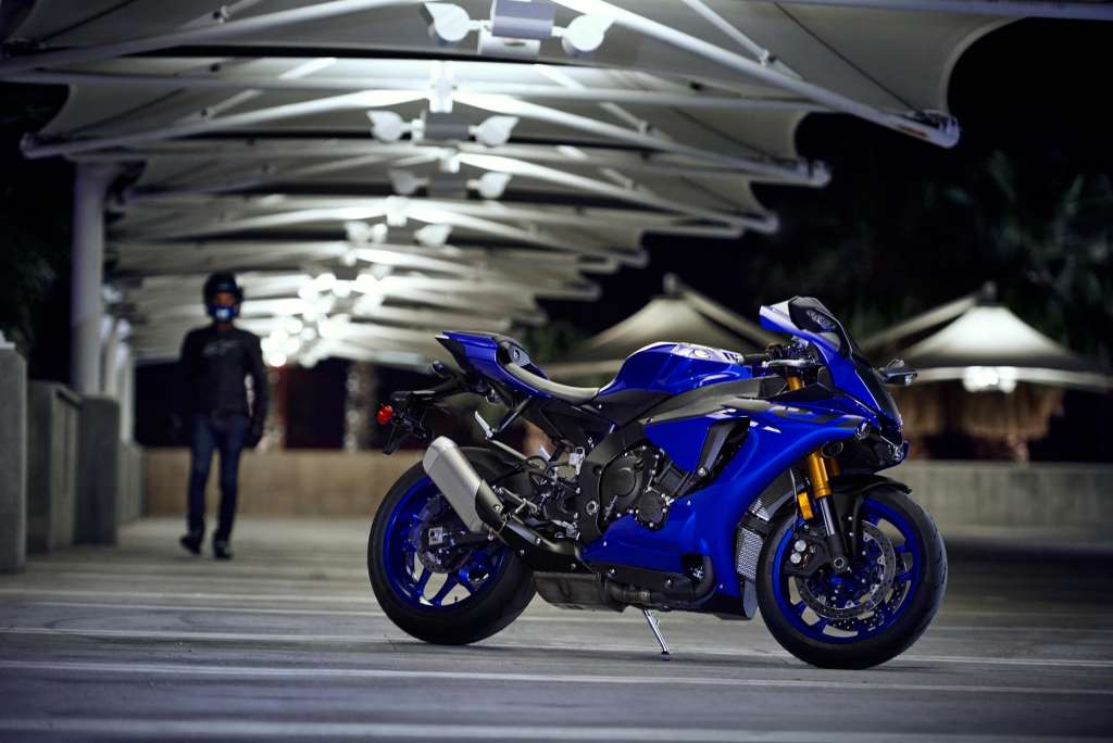 2018 Yamaha YZF-R1 Review \u2022 Total Motorcycle