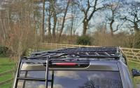 Super-cool roof rack for Disco 3 and 4 :: Total Off-Road ...