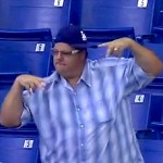 This Fan Danced Like Nobody Was Watching Because It Was The Trop