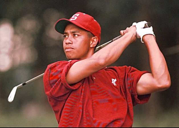 tiger woods open titles