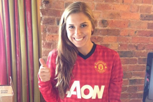 Alex Morgan Man U