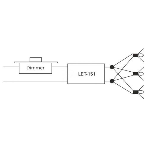 12v 150 watt transformer wiring diagram