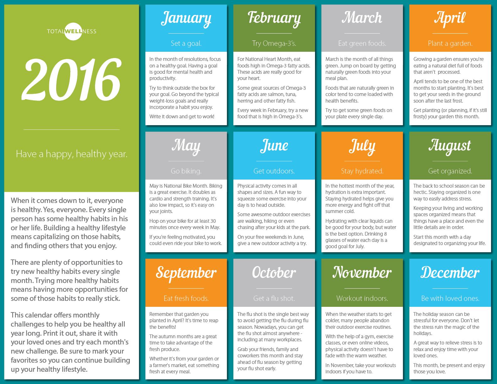 Nyrr 2018 Yearly Event Calendar Nyrr 2016 Calendar Of Awareness Months Calendar Template 2016
