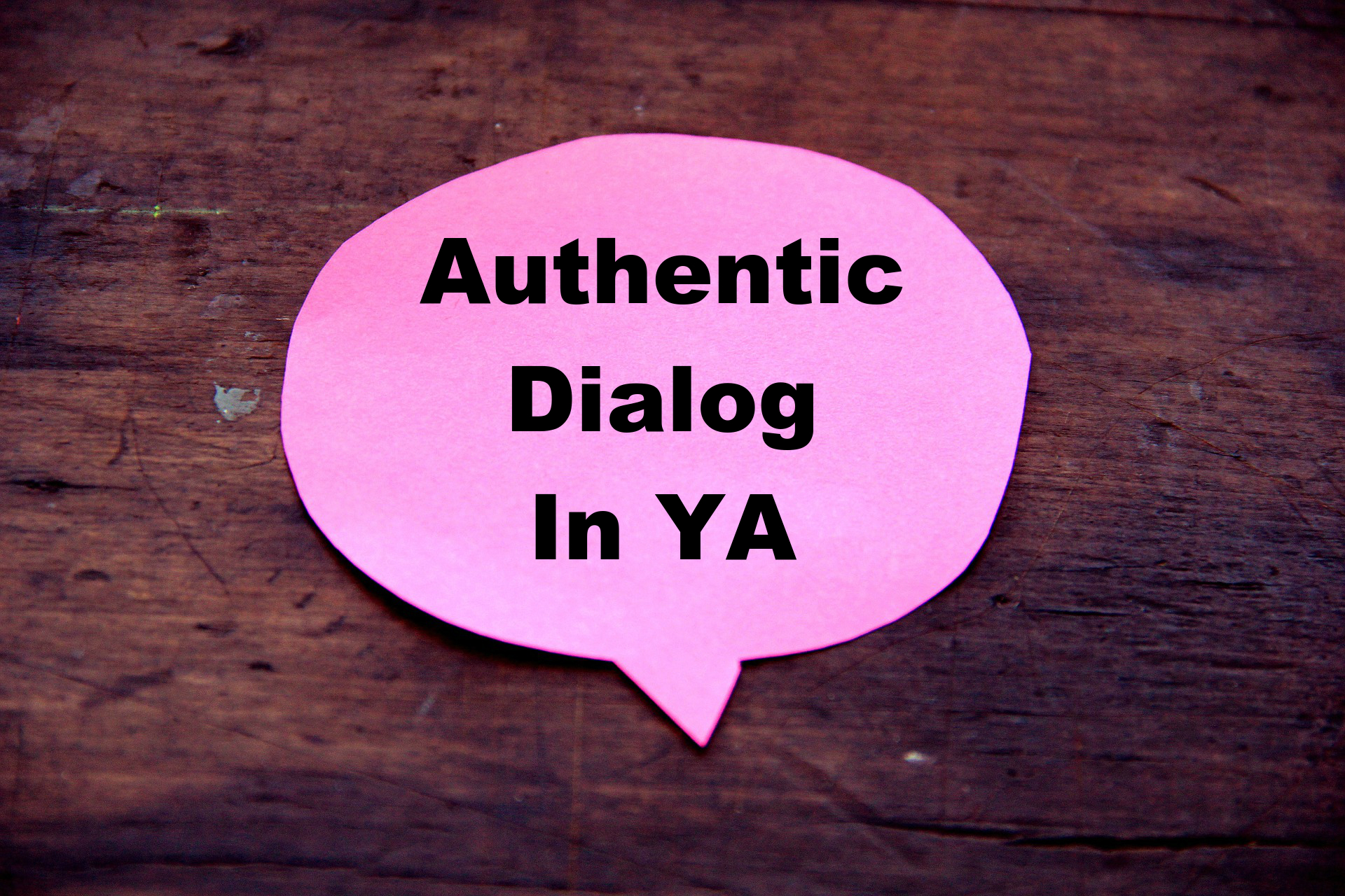 what does authentic dialogue mean